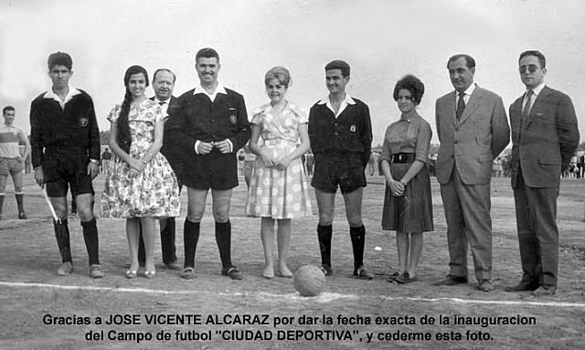 Saque de Honor 25-04-1960